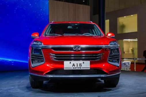 眾泰新SUV或將命名TS5,預計第四季度上市_搜狐汽車_搜狐網