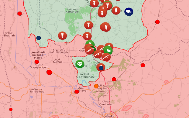 伊拉克什叶派武装队伍派遣队伍辅佐叙利亚当局军夺回伊德利卜