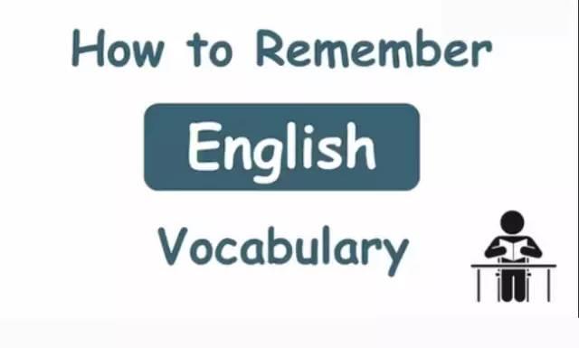 英语单词这样背,1分钟牢记1个!赶紧尝试一下!
