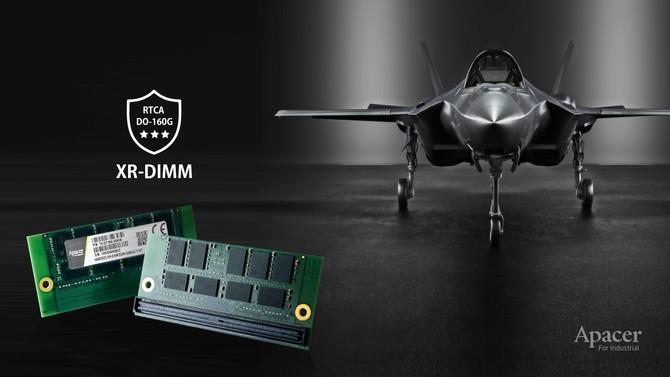 满足美国航空标准!宇瞻发布全新XR-DIMM内存