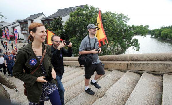 美网友:到中国后,美国给我的自豪感遭重创,中国已踏上强国行列