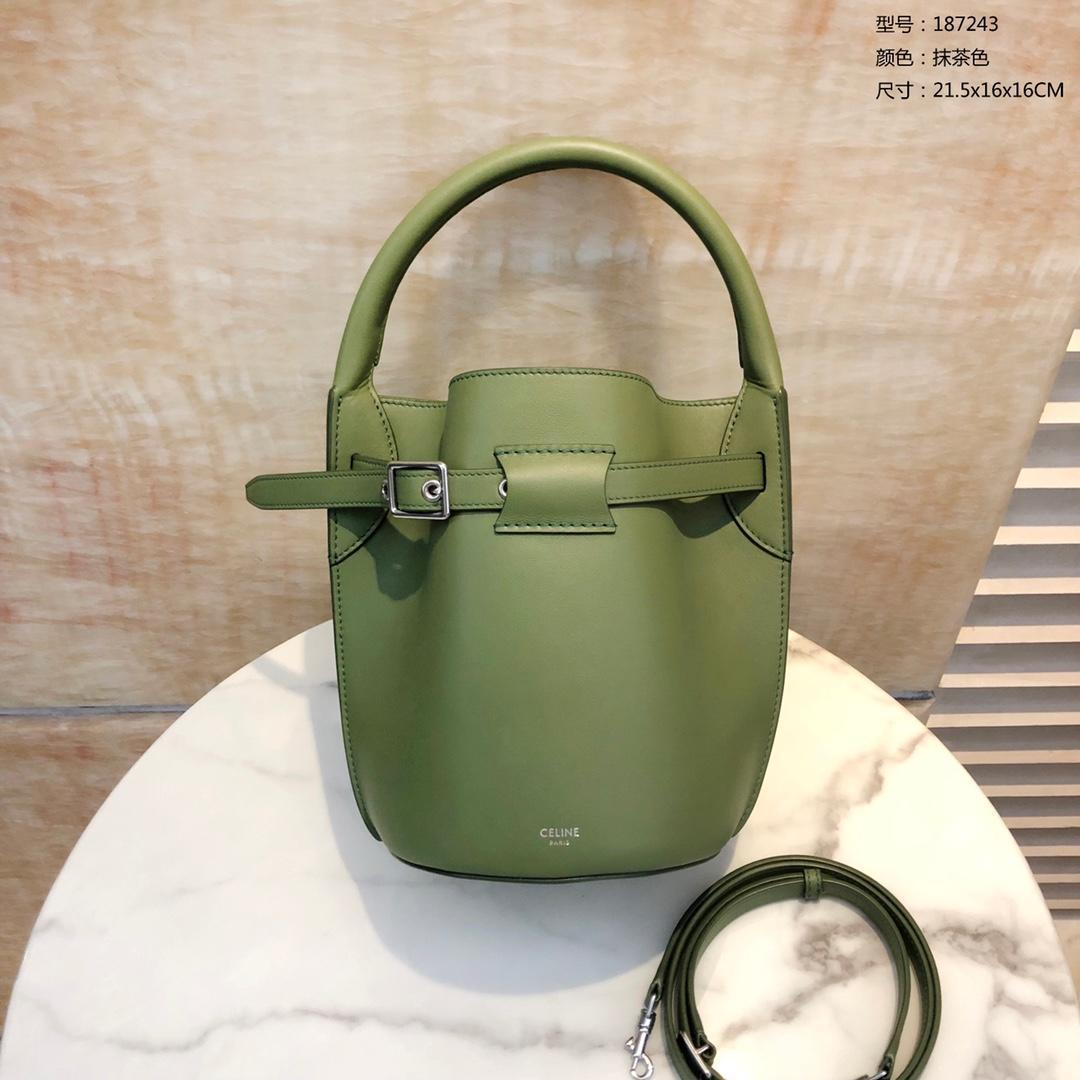 賽琳big bag bucket 水桶包有幾個尺寸?附顏色推薦,上身效果圖圖片