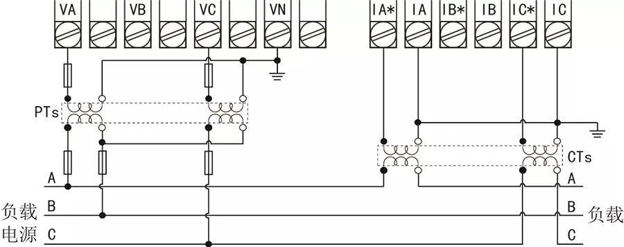 欧美尤物3p种子thunderftp_三相三线系统(3p3l,2pt,2ct)