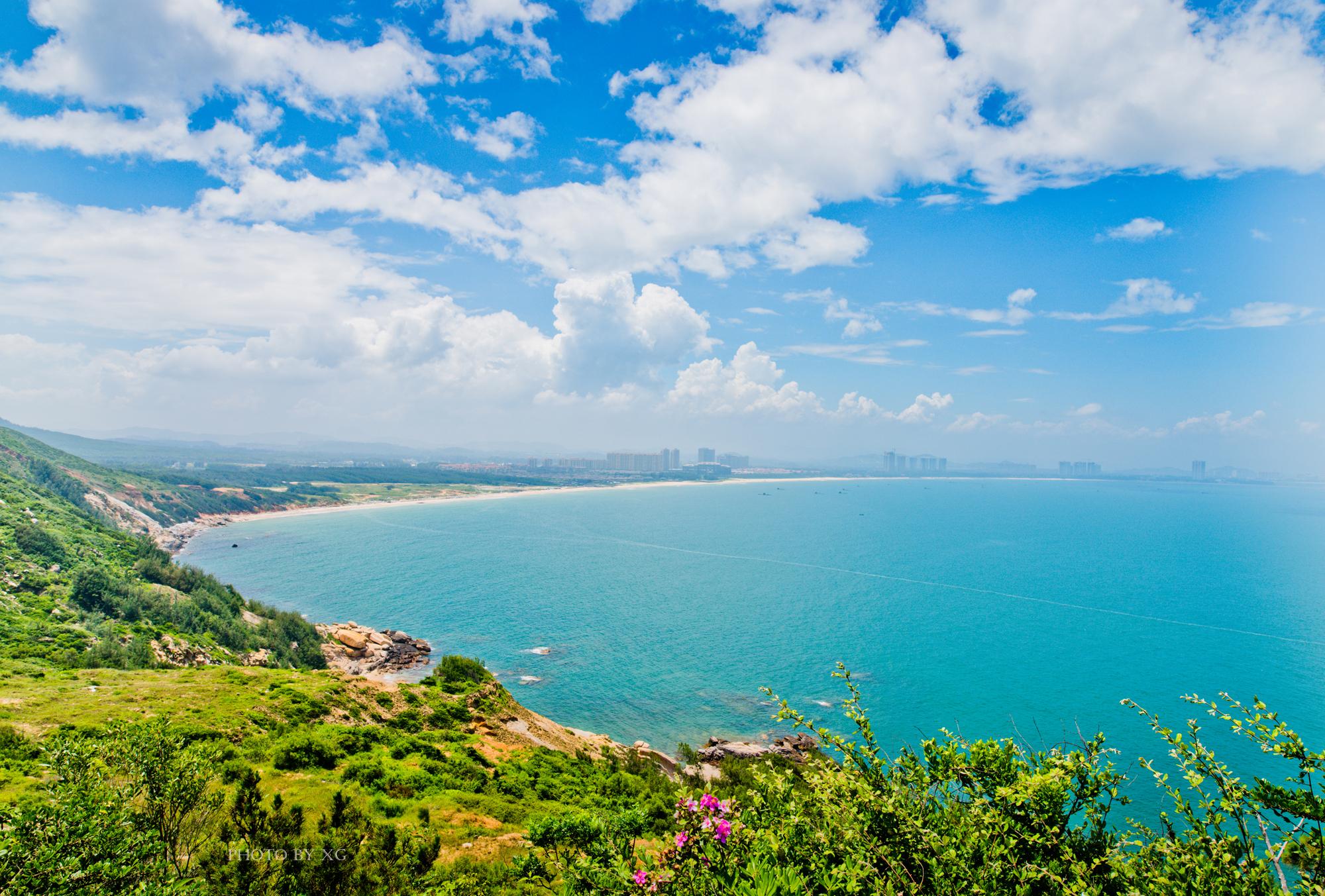 听说过福建东山岛吗?它是中国最美海岛之一,并被评为中国夏威夷