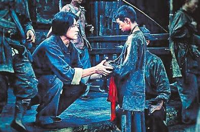 让年轻观众喜欢 访电影《古田军号》导演陈力