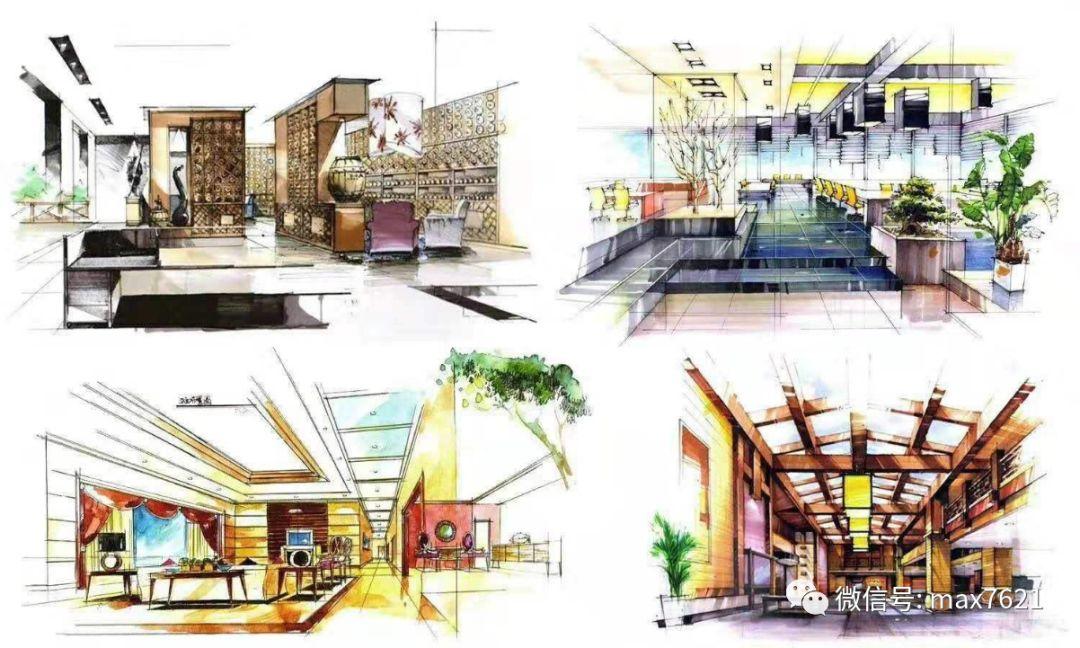 需要想要一名室内设计师,成为学习必备技?抚顺别墅区图片