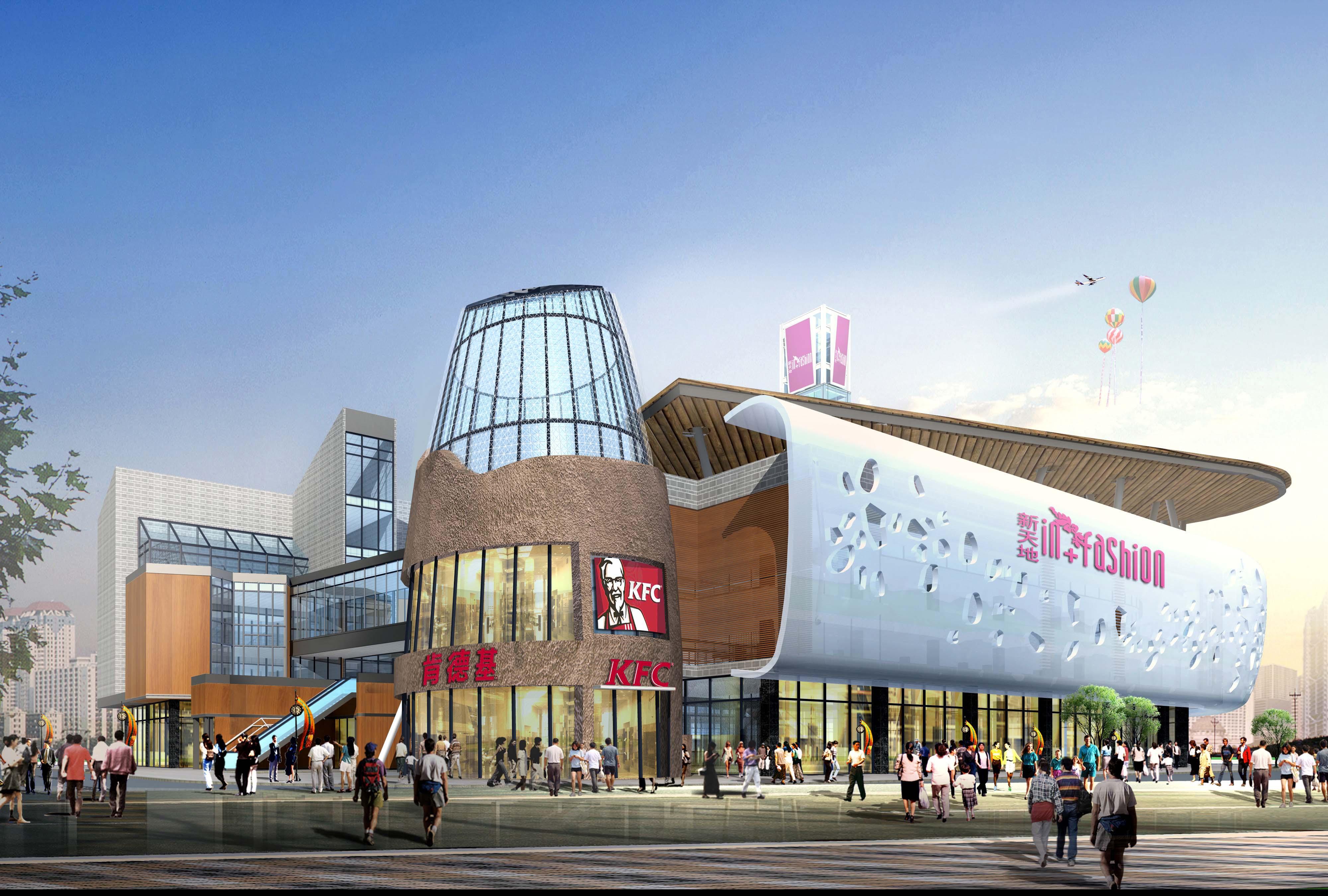 邵通恒邦购物广场图片