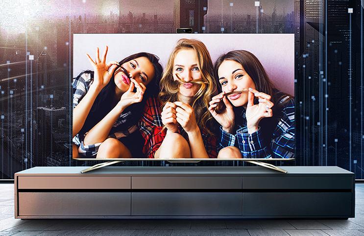 """研究了好几天!告诉你为什么海信S7系列新品定义为""""社交电视"""""""