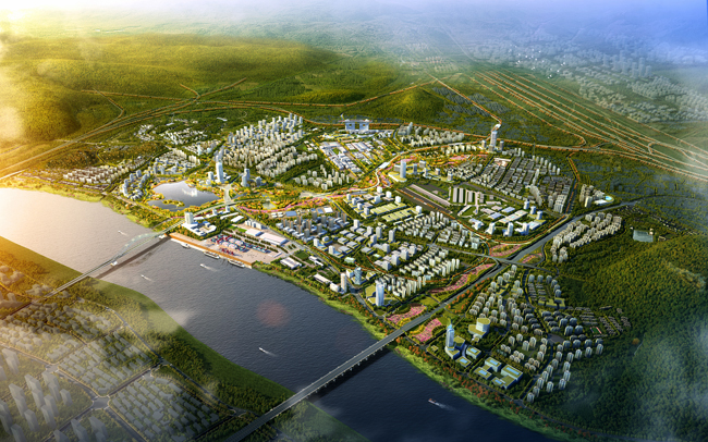 工业之城株洲的绿色转型见闻