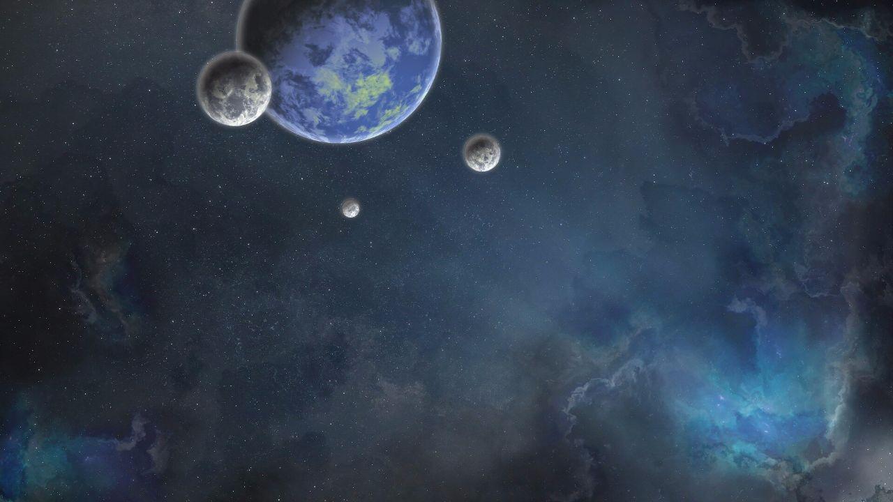 另一个地球:科学家发现适宜居住的行星