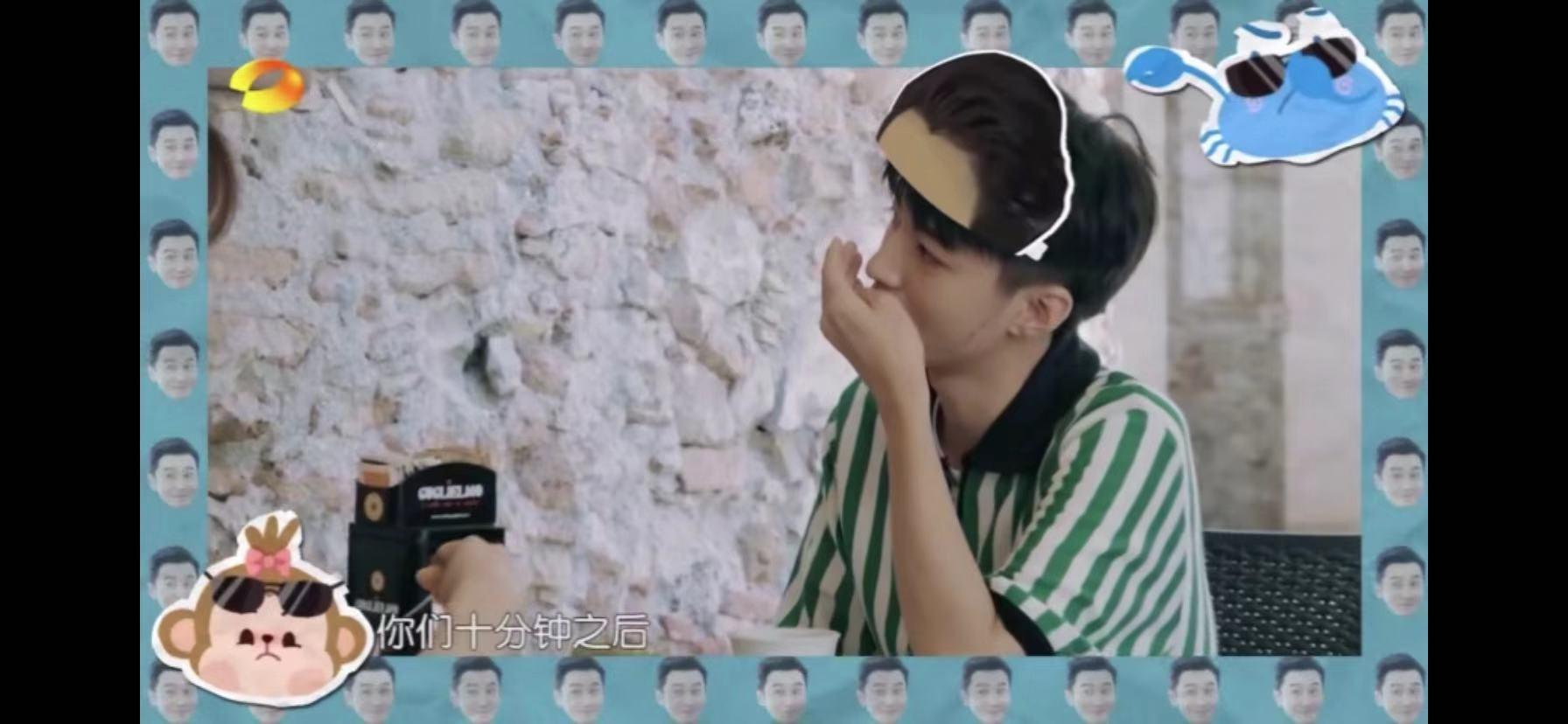 王俊凯杨紫模仿黄晓明,这事被他发现了,杨紫