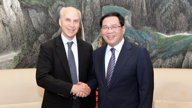 40多位诺奖得主确认参加在沪举办的这个重要论坛,李强会见推动者科恩伯格