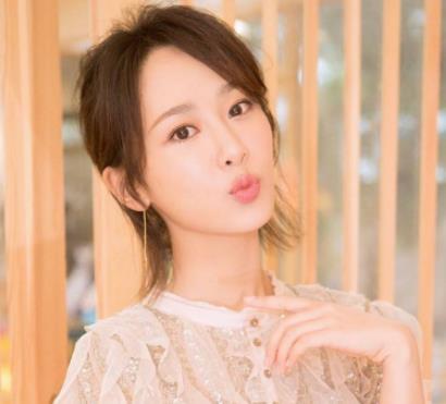 杨紫被问理想型老公是谁,得知答案,网友 很意外