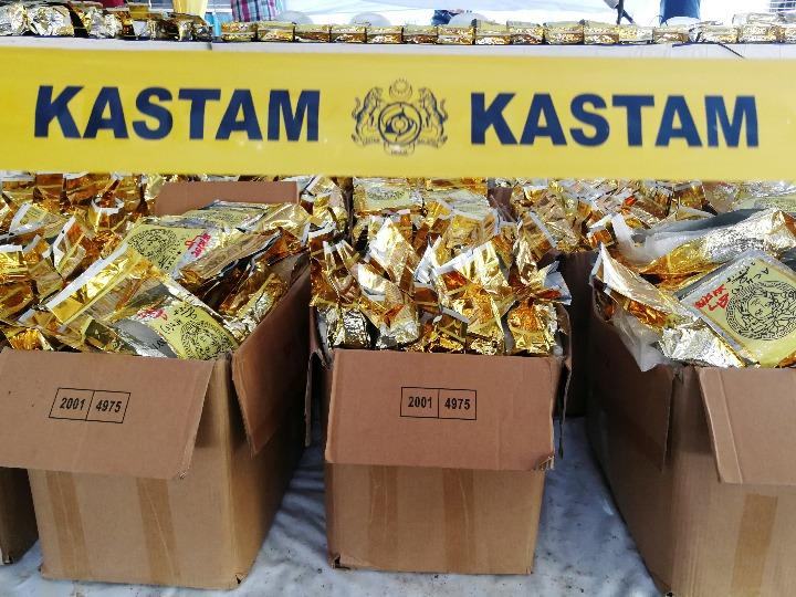 马来西亚查获近3.7吨毒品