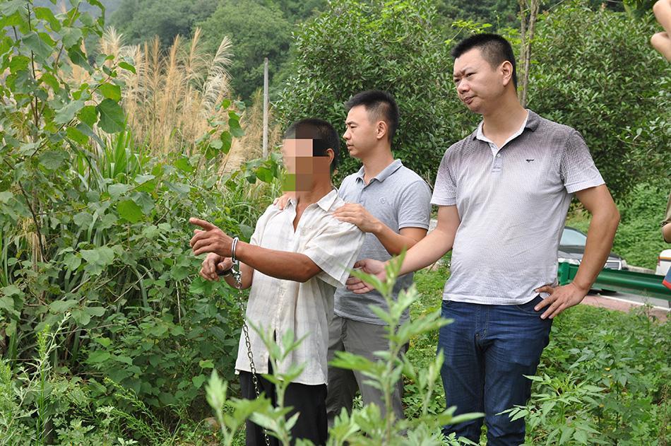 男子杀害嫂嫂后躲入深山,湖北十堰警方追缉21年将其抓获_李正超