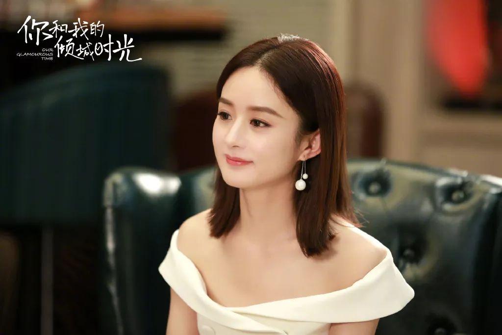 赵丽颖复出引期待颖宝的少女系妆容确实很抢镜