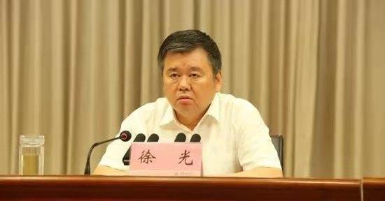 """河南省副省长徐光被查!曾在周口推行殡葬改革引发""""平坟""""质疑"""