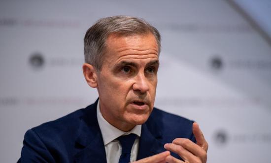 英国央行总裁卡尼:第三季英国经济可能会停步不前_全球