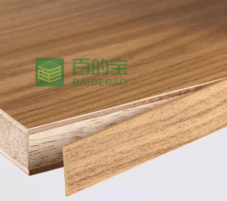 板材为啥要封边?板材封边有啥好处?中国十大板材品牌百的宝