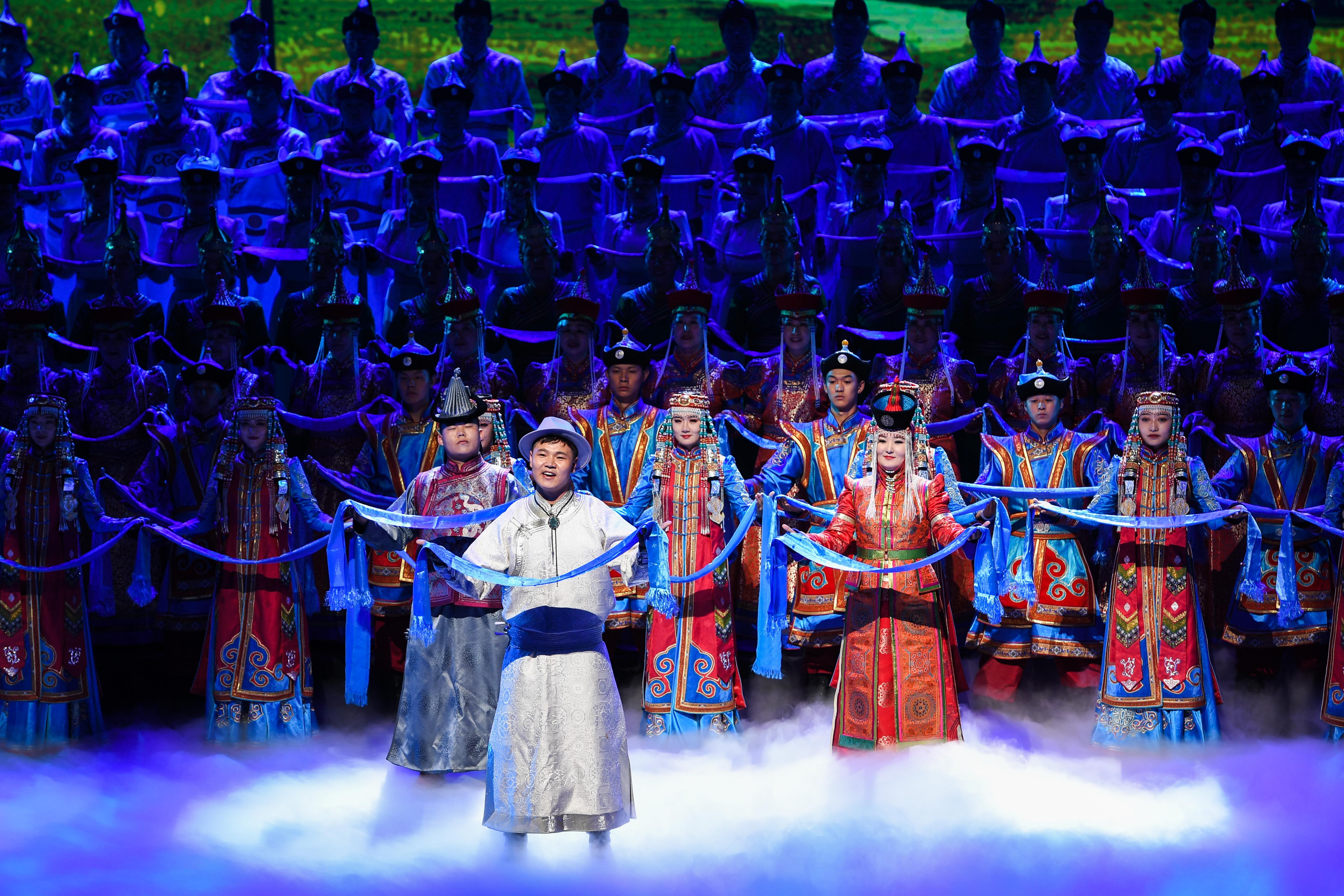第十一屆中國國際民間藝術節開幕_新華社