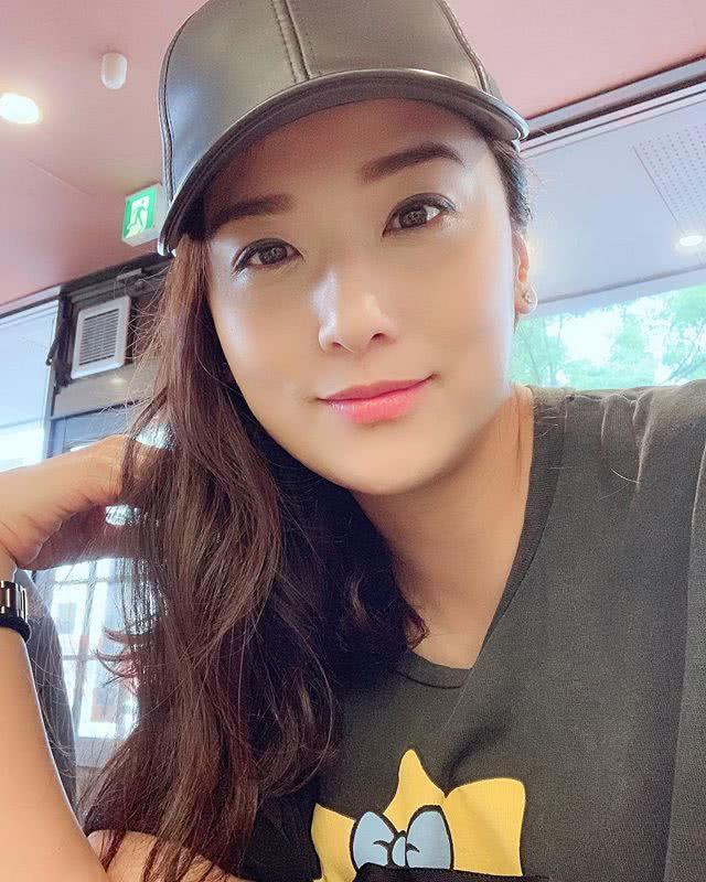 TVB女星 曾因流产险些丧命 3年仍未走出阴霾 如今又患甲亢_叶凯茵