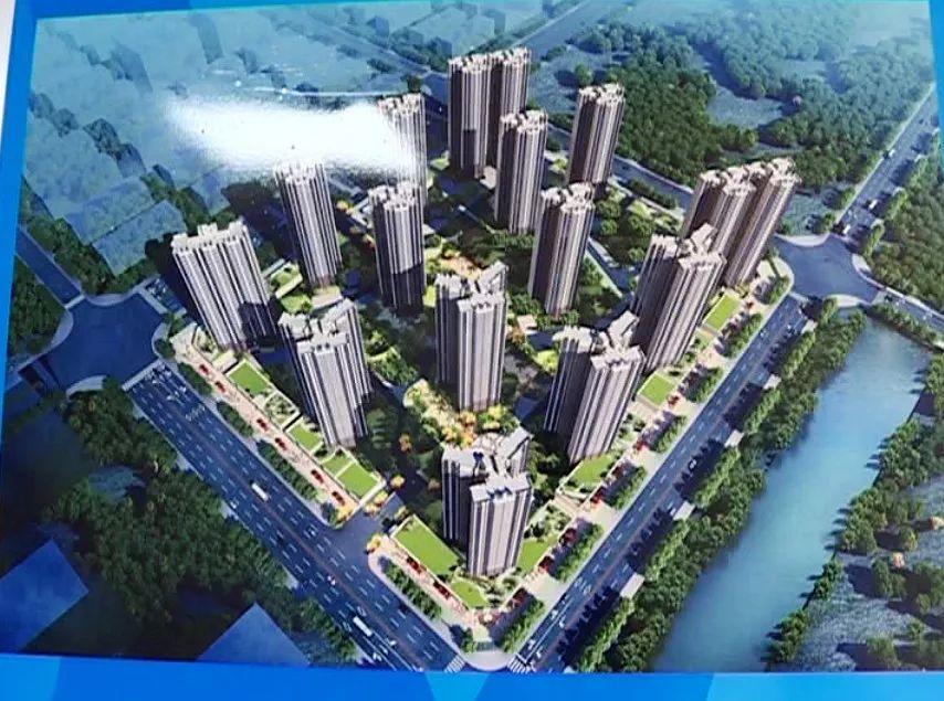 鹿寨县城规划图