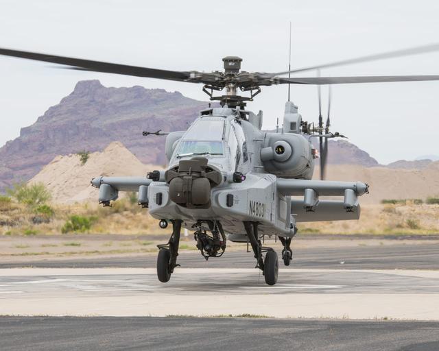 原创印度空军首批8架阿帕奇即将在克什米尔前线部署,距控制线150公里