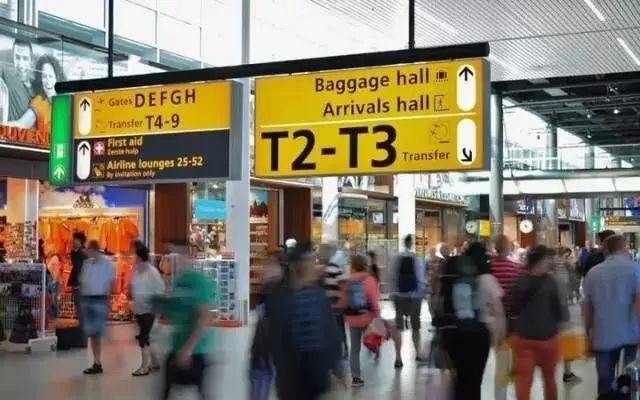 华人注意!登机牌上出现这个记号,代表你被盯上了!