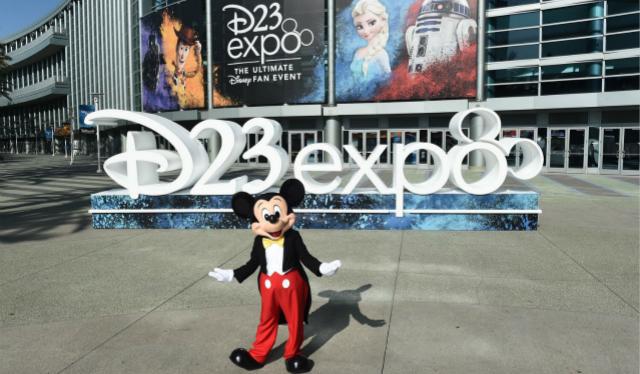 现场直击|迪士尼乐园宣布扩建计划,流媒体平台将上线_Disney