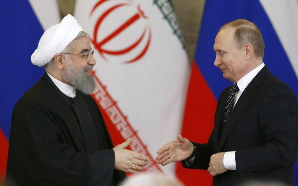 俄军核潜艇直捣北约软肋?伊朗危机让俄罗斯再度扩大对美战略优势