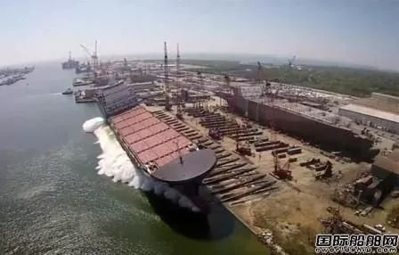 订单不断,这家船厂已经成为美国造船业的一抹亮色