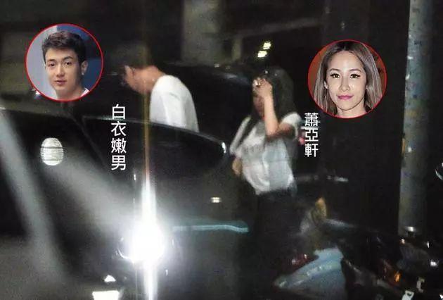 萧亚轩第6任男友,姐弟恋差16岁不说,还门不当户不对,能长久?