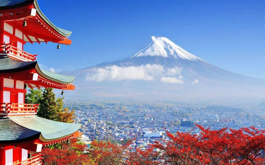 日本_出境游   只为观光,只为探索世界,想要去看看真实的日本吗?