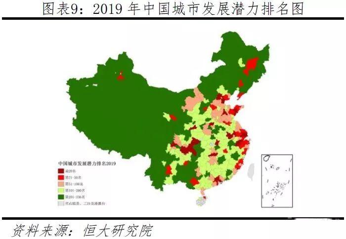 中国100大城市排名20_中国大城市