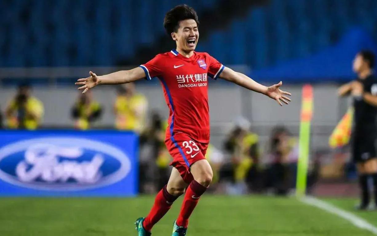 反面典型!中超昔日当红U23小将跟随中乙队训练,已成另一个张玉宁_南松