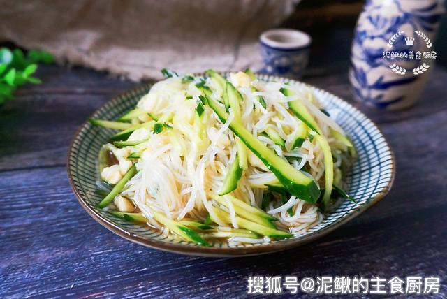 黄瓜和这菜绝搭,爽口又营养,三天两头吃一回,体重嗖嗖往下掉_减肥