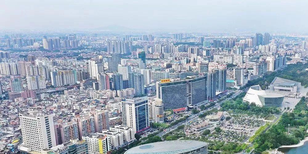 东莞2019gdp是多少_2019年万亿GDP城市,除人均GDP,你了解地均GDP 经济密度 吗