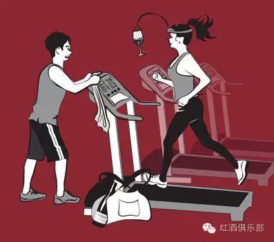 为了健身,酒粉们都想了哪些办法?