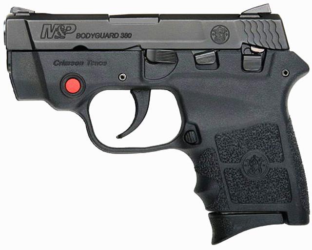 """军事丨著名轻武器公司推出,最新型""""保镖型""""袖珍手枪"""
