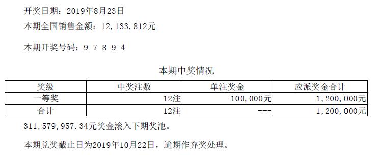 申办辽宁体彩电�_8月23日体彩联网玩法开奖公告
