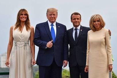 长筒裙款式_布丽吉特整容后太霸气,G7晚宴比美梅拉尼娅2万7同色裙装,竟不 ...