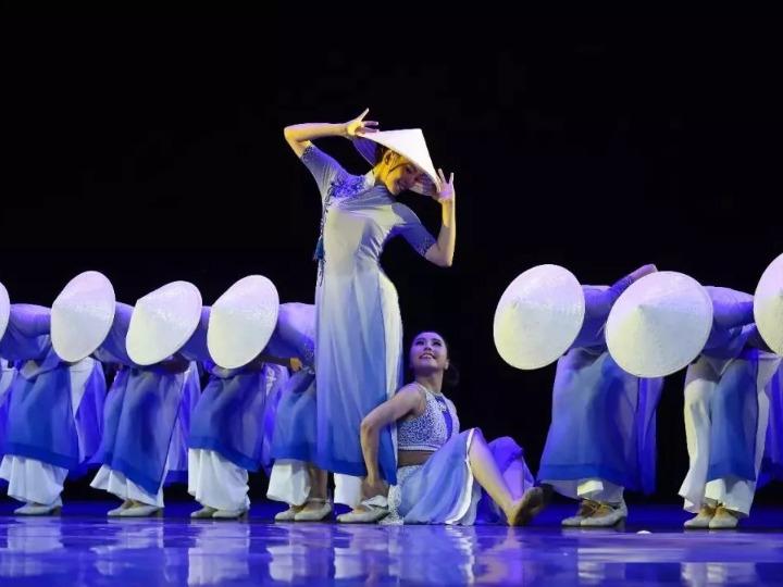 东盟留学生原创舞蹈登上中国顶级舞蹈展演