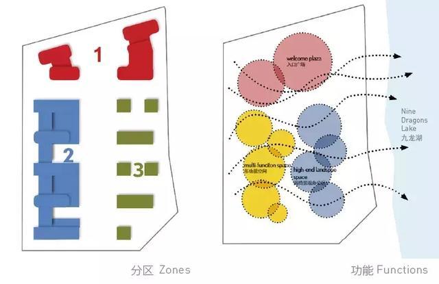 南京江宁开发区九龙湖国际企业总部园