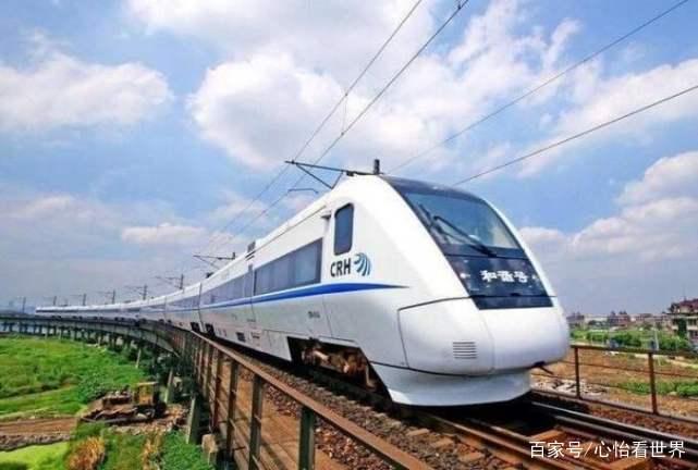 重庆将建造一条高铁,重庆到武汉仅2小时,有望在2020年通车