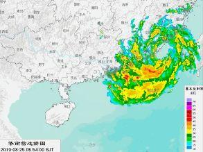 """台风""""白鹿""""今早登陆!今明广东迎狂风暴雨,暂别37℃高温……_潮汕"""