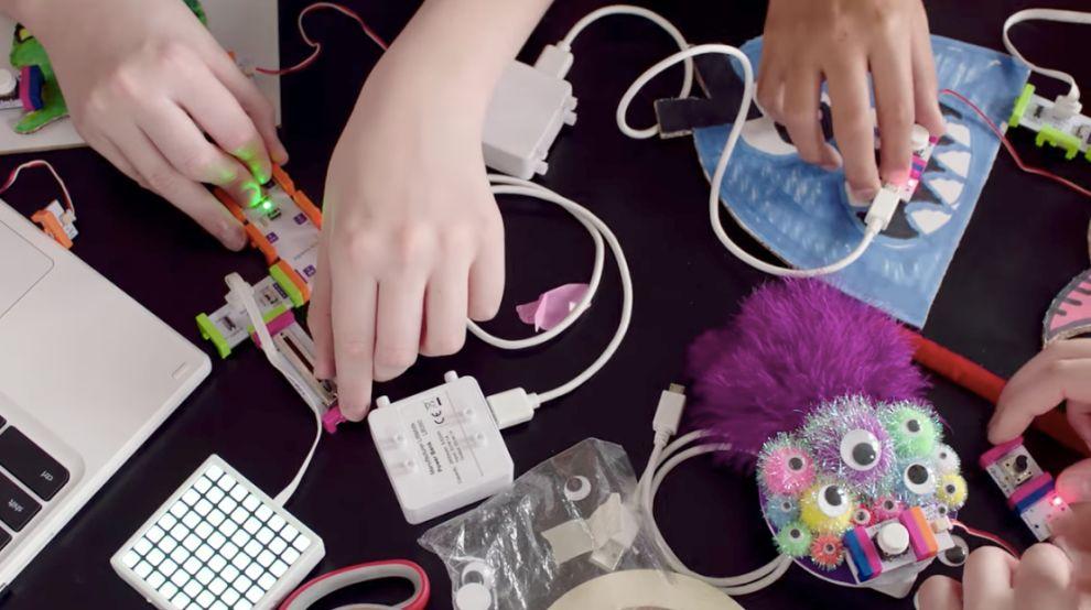 美国STEM教育公司Sphero收购同行LittleBits,曾于星球大战合作_进行