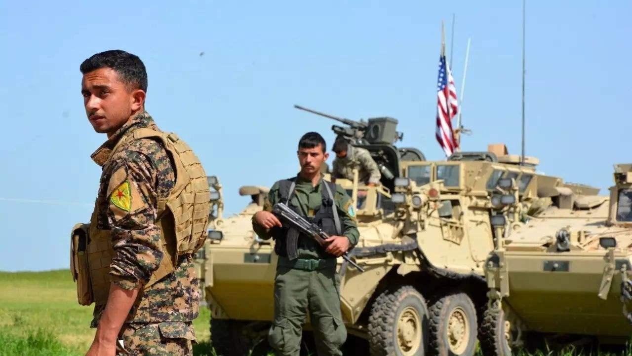 土耳其强硬态度让美国无奈!美军或将撤军,库尔德人将任人屠宰?