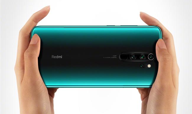 """卢伟冰:Redmi Note8 Pro支持""""雷霆网络""""与""""防抱死""""功能"""