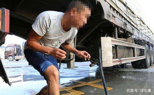 横穿马路老太被货车司机撞到判赔118万,老人子女:你们可以卖房