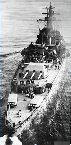决战南美,二战德国袖珍战列舰的结局不是战沉,而是被英国骗沉